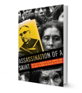 Book cover: Assasination of a Saint