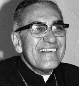 Oscar Romero smiling